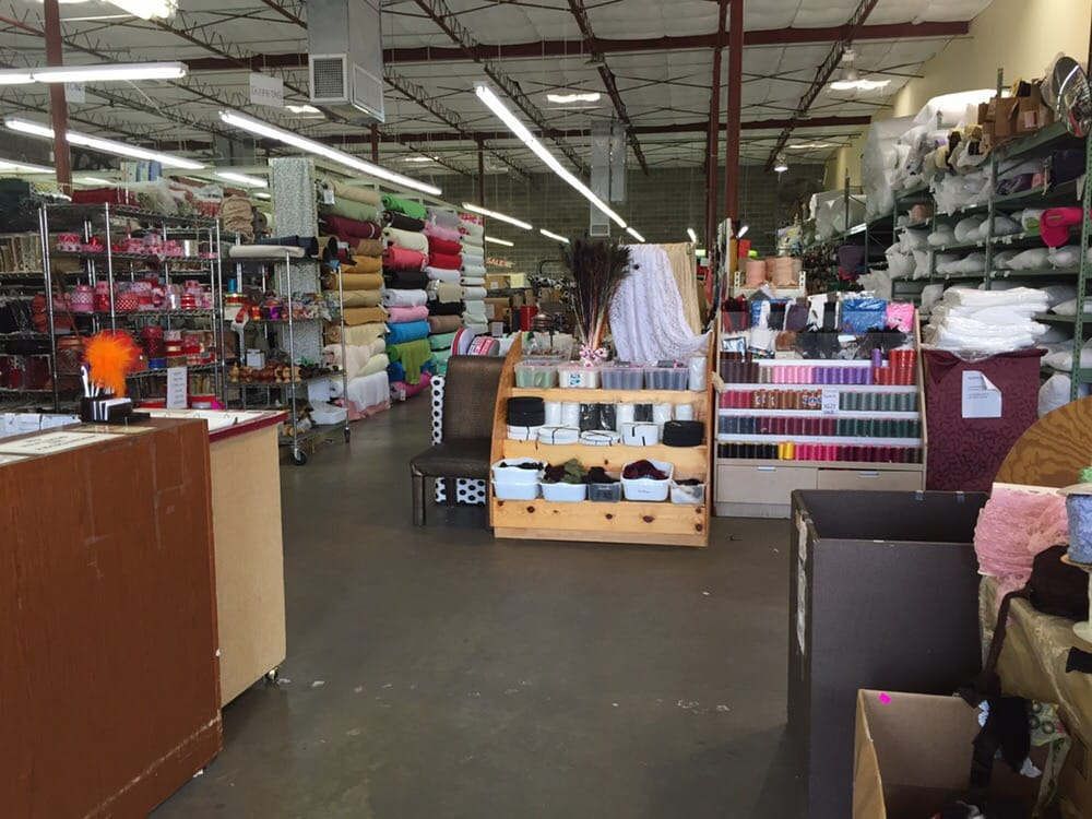 Wherehouse fabric outlet fabric stores north dallas for Fabric outlet near me