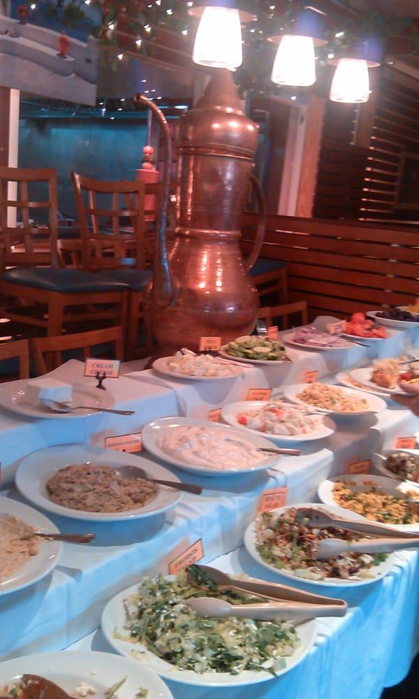 Ayhan s shish kebab mediterranean restaurant fra for Athena mediterranean cuisine ny