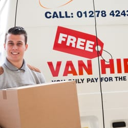 Free Van Hire - Just Pay For The Diesel