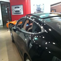 Tesla Motors 14 Photos Car Dealers Chelsea New York Ny United States Reviews Yelp