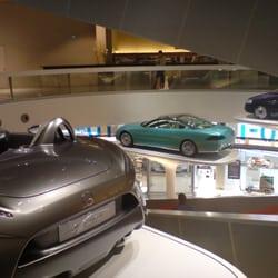 Mercedes-Benz Museum, Stuttgart, Baden-Württemberg