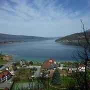Lac d'Annecy, Annecy, Haute-Savoie, France