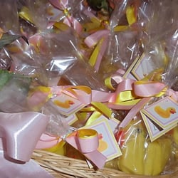 Magda's Cakes - Duck shaped baby shower cookie favors. - Stockton, CA ...