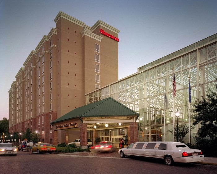 Hotels Near Baton Rouge Convention Center