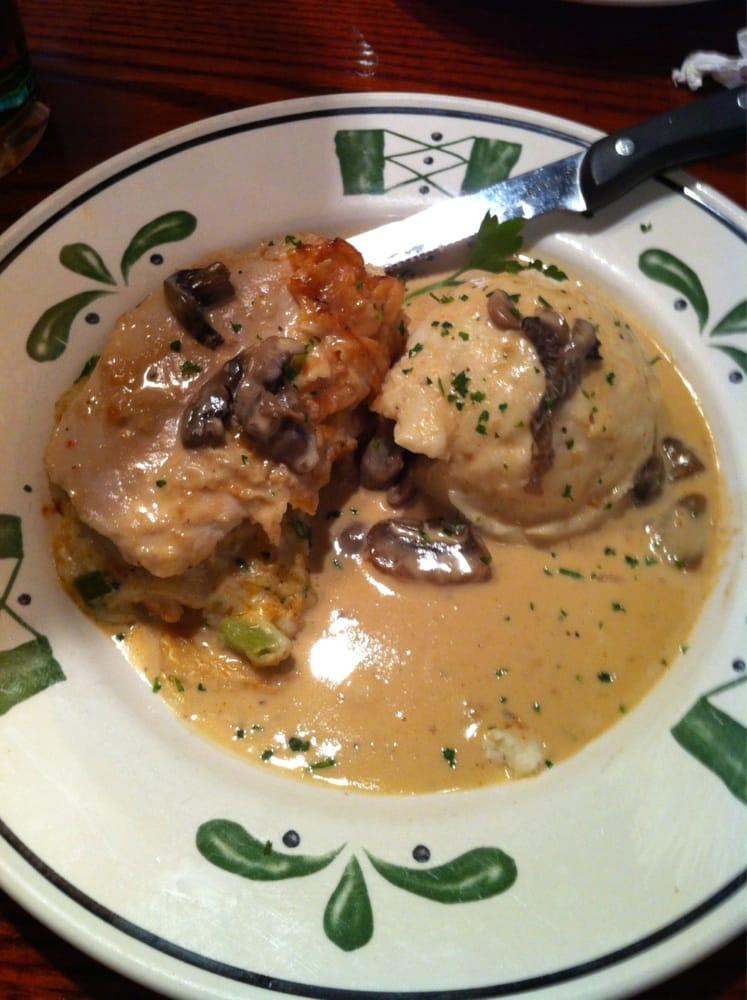 Stuffed Chicken Marsala Yelp