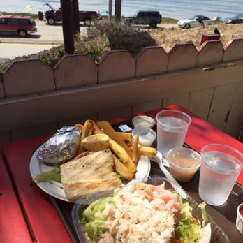 Malibu seafood fresh fish market patio cafe 1420 for Malibu seafood fresh fish market patio cafe