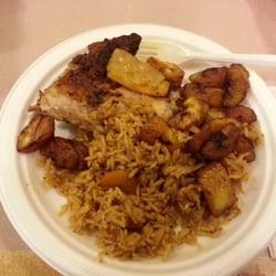 Yko chicken bbq african restaurants 375 mcarthur for Banane plantain au barbecue