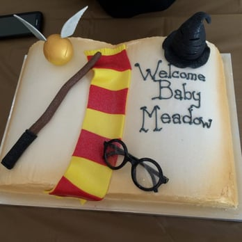 park ca united states harry potter baby shower cake super cool