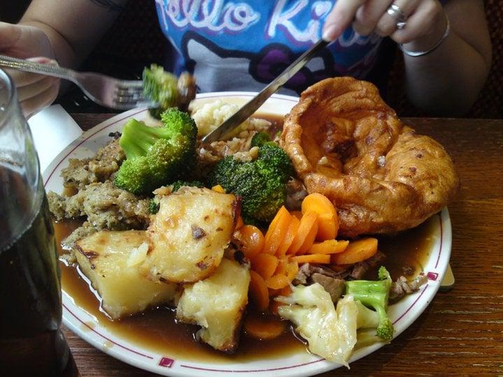 Toby Carvery - Britisches Restaurant - Windsor ...