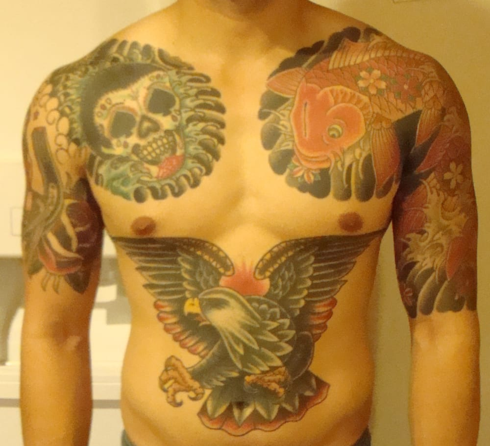 Sundown tattoos piercing los angeles ca yelp for Tattoo convention los angeles