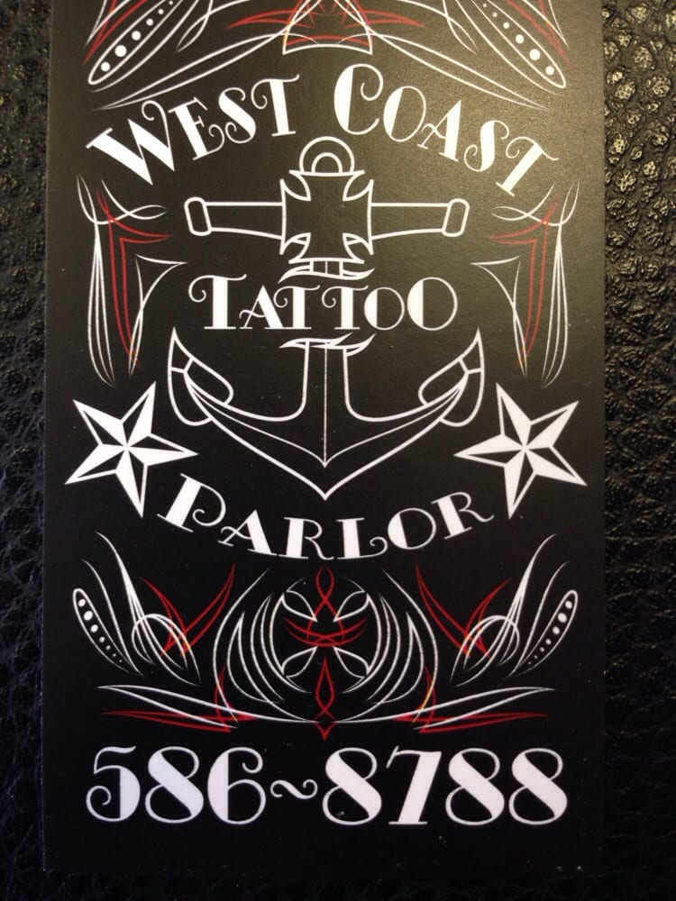 west coast tattoo parlor 75 photos tattoo southeast las vegas nv united states. Black Bedroom Furniture Sets. Home Design Ideas
