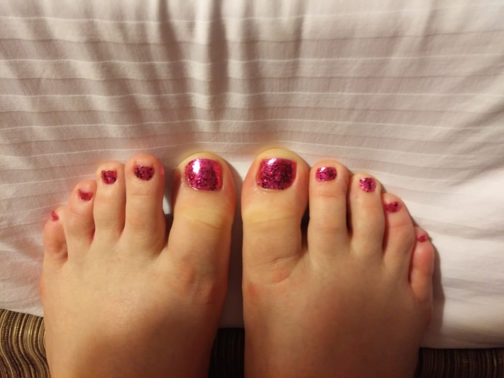 Glitter Toes Utah Polished Nail Lounge Pink Glitter Toes Salt Lake City ut United States