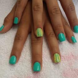 La dolce vita nail salon 17 photos nail salons port for Acrylic nails walmart salon