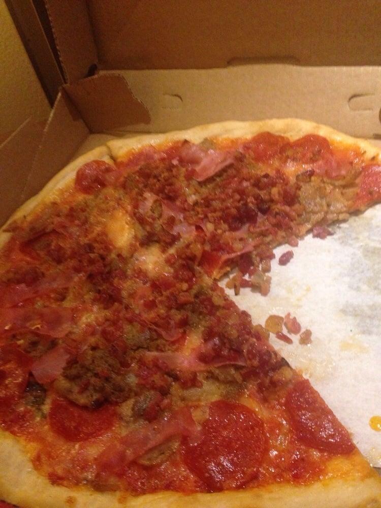 Original italian pizza italian restaurants danville for Pizza original