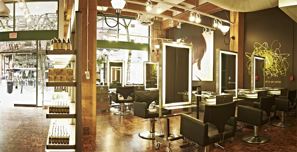Style Secret Aveda Institute Vancouver