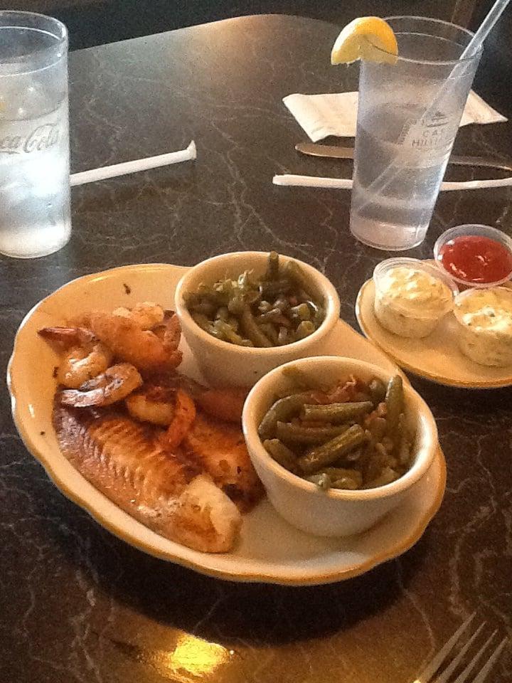 for Fish market savannah ga