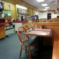 island kitchen fast food restaurant amerikanisches