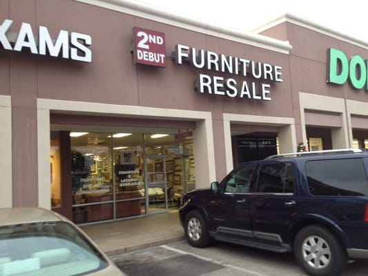 2nd Debut Furniture Resale Westchase Houston TX