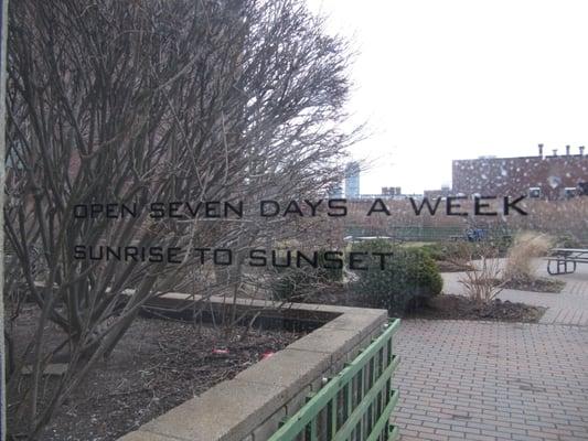 Cambridge Center Roof Garden - 30 Photos - Parks - Kendall ...