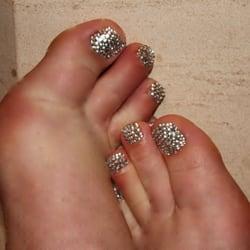 Crystal Toes