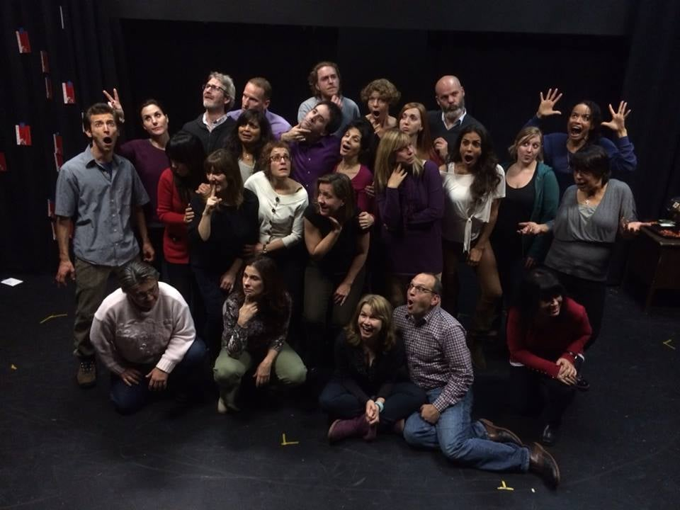 Improv For the People Theatres Mid City Los Angeles