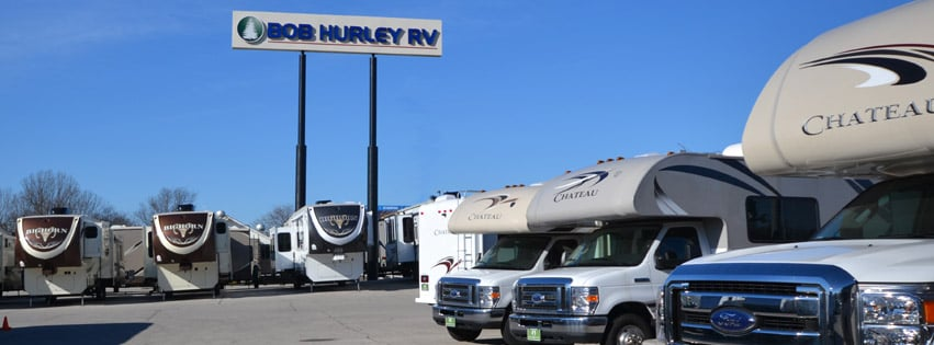 Class A motorcoaches, Class C motorhomes, fifth wheels, travel trailers, both new and used, Bob ...