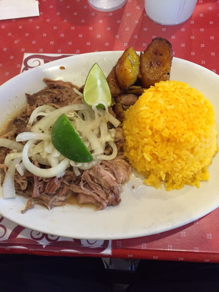 El Siboney Restaurant  Catherine St Key West Fl