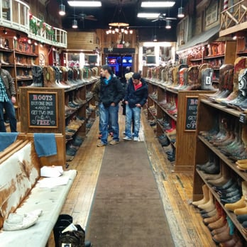 Buy 1 get 2 free boots nashville