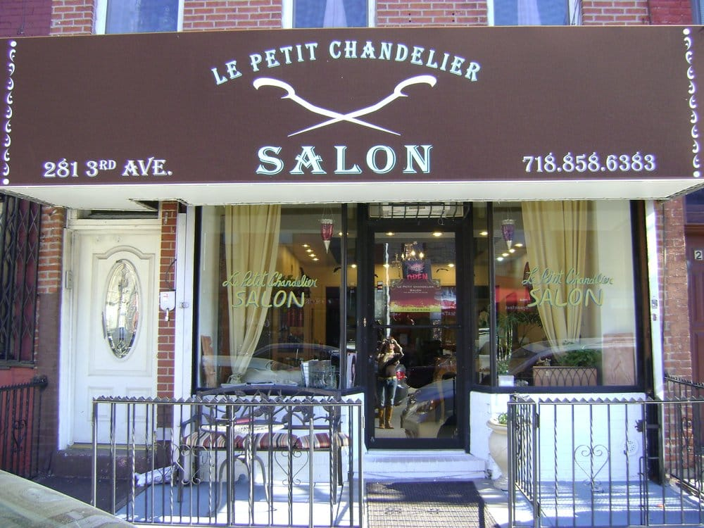 le petit chandelier hairdressers gowanus brooklyn ny united states reviews photos yelp. Black Bedroom Furniture Sets. Home Design Ideas