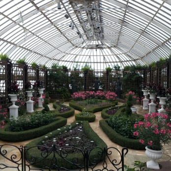 Phipps Conservatory And Botanical Gardens Botanical Gardens Oakland Pittsburgh Pa Yelp
