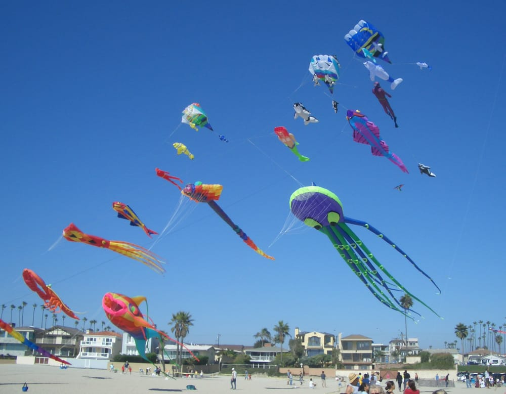 Seal Beach (CA) United States  city photo : Seal Beach Japan America Kite Festival Seal Beach, CA, United States