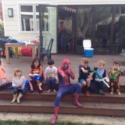 Kids Birthday Parties Fremont Ca
