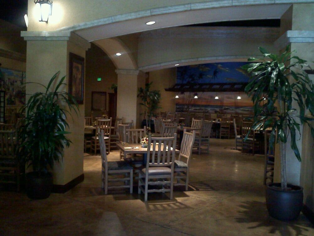 The California Grill Cantina American Restaurants