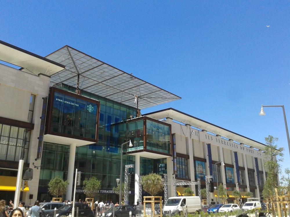 Les terrasses du port centre commercial la joliette - Centre commercial les terrasses du port marseille ...