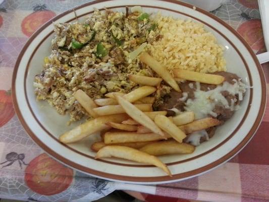Maria s mexican american food stockton ca united - Mexican american cuisine ...
