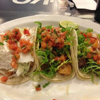 Wahoo s fish tacos 123 photos seafood restaurants for Can i eat fish everyday
