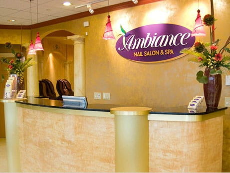 Ambiance nail salon spa 59 photos nail salons - Cincinnati hair salons ...