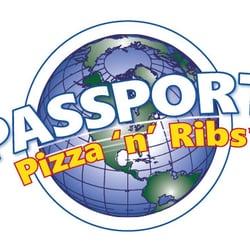 Passport Pizza 'n' Ribs - Pizza - Midtown - Detroit, MI - Yelp