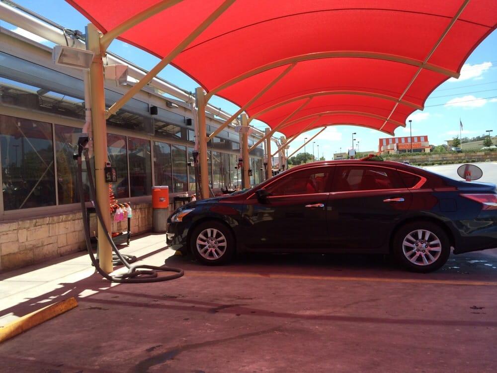 Papa Car Wash New Braunfels