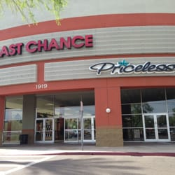 Last chance clothing store
