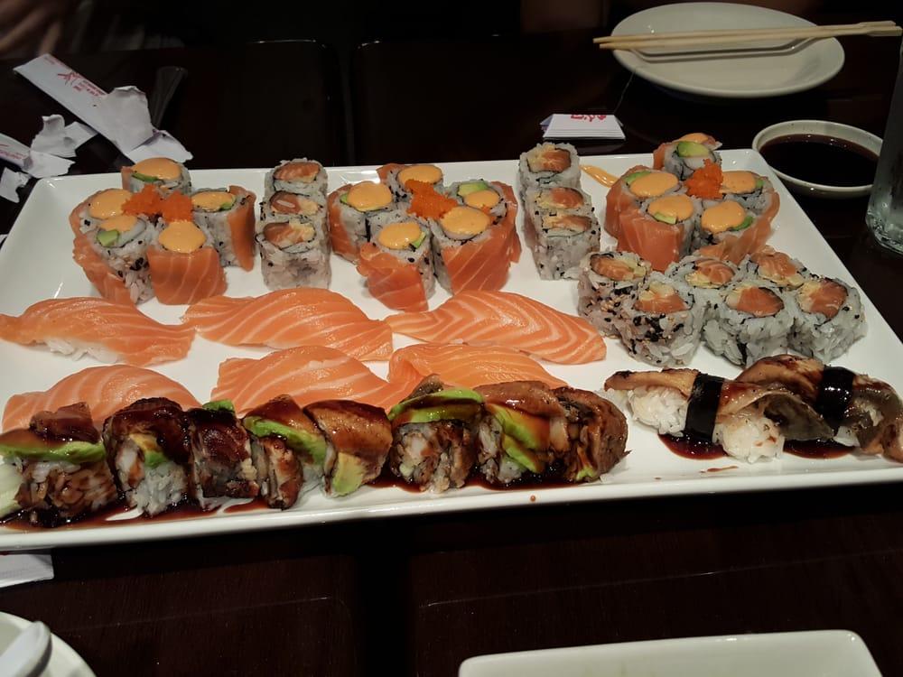 Siam paragon asian bistro sushi bar 47 photos for Asian fusion cuisine and sushi bar