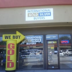 International Gold & Silver Buyers logo
