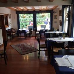 Café Voigt das Blaue Zimmer
