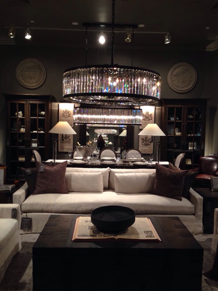 Restoration hardware 19 photos furniture stores for Restoration hardware online shopping