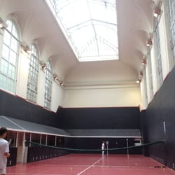Société Sportive de Jeu de Paume et de Racquets, Paris, France