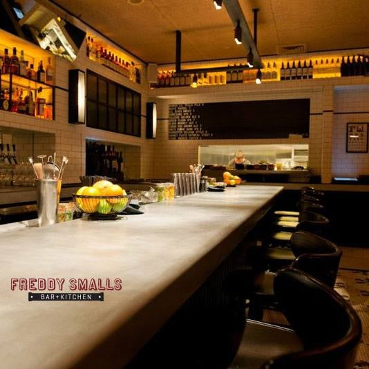 Ante Kitchen Bar Review: Freddy Small's Bar And Kitchen