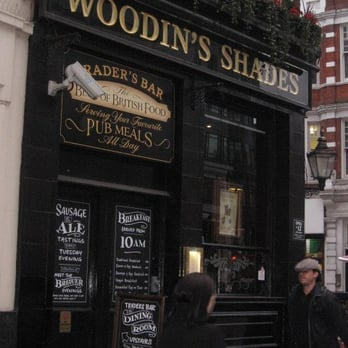 Woodin's of Liverpool Street
