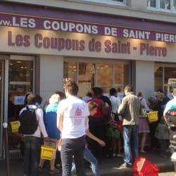 Les coupons de saint pierre mercerie et mat riel de couture montmartre - Les coupons de st pierre ...