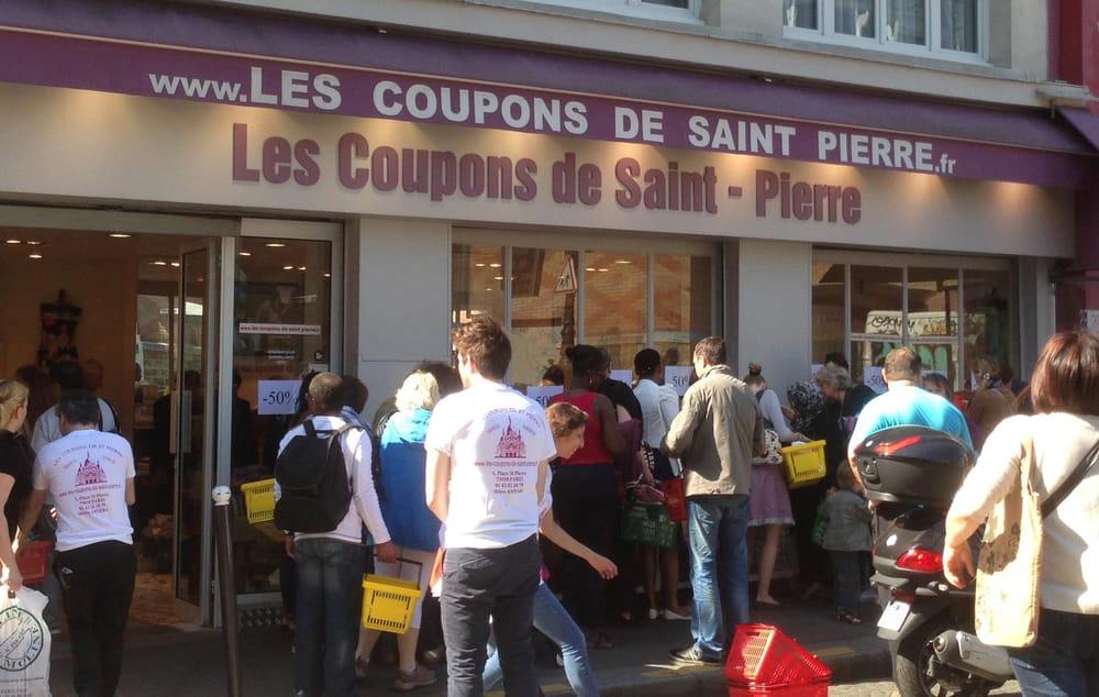 Les coupons de saint pierre sy sticktillbeh r montmartre paris f - Les coupons de saint pierre paris ...