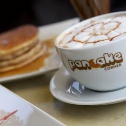 Pancake Corner, Trafford, Greater Manchester